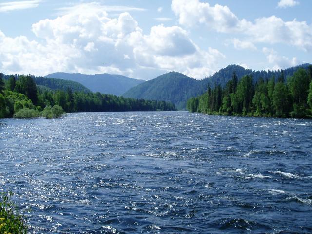 Biya River