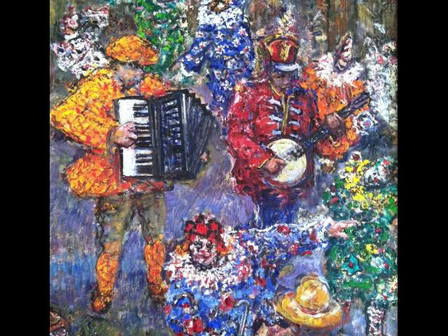 Mummer's Dream by Phil Cohn