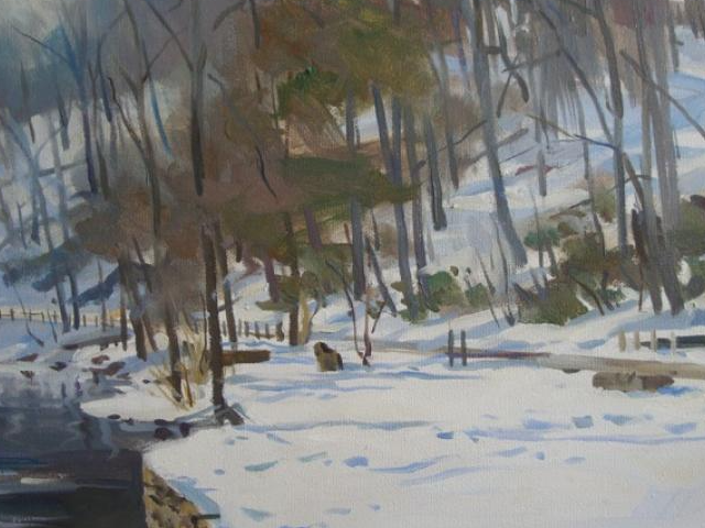 Rickert, WInter, Oil